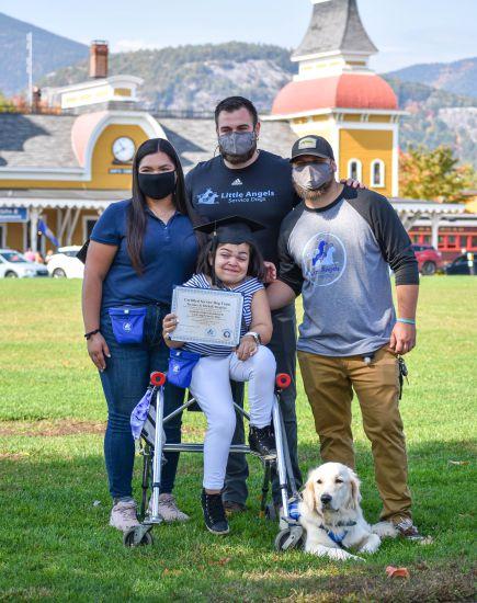 little-angels-service-dogs-our-services-mobility-assistance-michelle-kramer-grad